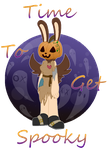 Time To Get Spooky by SpaazleDazzle