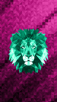 Lion-poly by iShad187