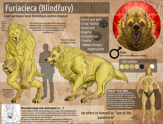 Blindfury - Ref by FuriarossaAndMimma