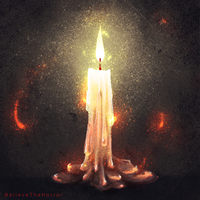 Candle by BelieveTheHorror