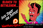 Slouch to Bethlehem p14 by woohooligan