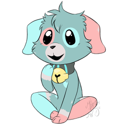 Puppo by MonsterRage840