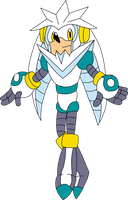 Roboticized Masters Redux: Silver Man by SoraWolf7