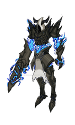 fallen hero Spriter Awesome Boss Contest by ffman22