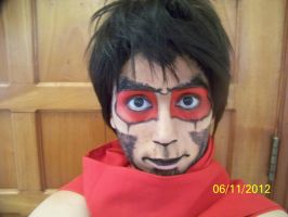 Wukong Makeup by Sweet-Khoy