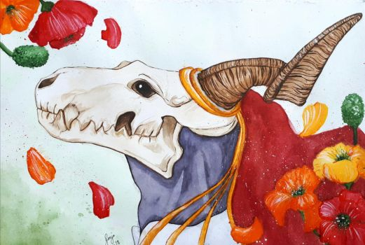 Elias Ainsworth (Mahoutsukai no Yome) by Melody-Of-Moonlight