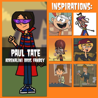 ::Paul Tate's Inspirations:: by QuickDrawDynoPhooey