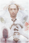 robert pattinson by 5oOo5ah