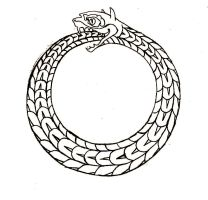 Ouroboros by wsfortune