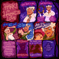Hark! The Hazards of Love by 47ness