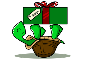 Awkward Turtle (Gift) by Ammy184