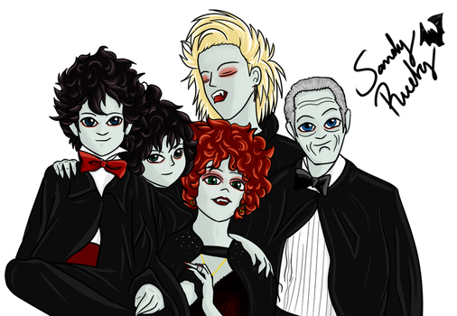 The Little Vampire 1985 - Color by SRuelas