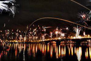 chaotic new year... by omdot