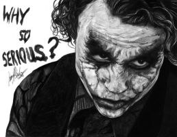 TDK- Why So Serious? by Sanctioned