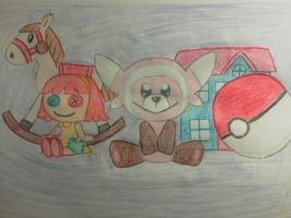 KAWAII Pokemon: Stufful!