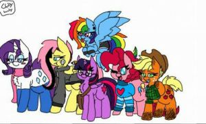 friendship is awesome!! by Chilly--Willy