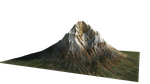 Moutain #2 Resource - PNG by 5p34k