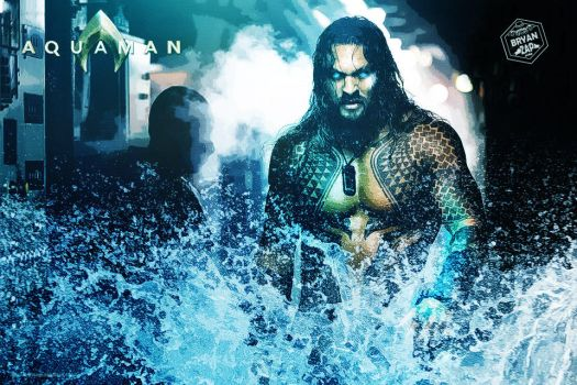 The Aquaman by Bryanzap
