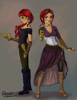 Victorian Pirates by Sekhmet-Heart