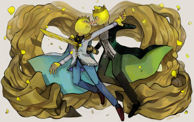Lemonstab by cloudwitch