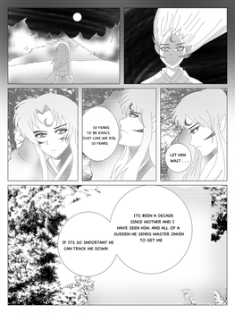 INUYASHA: The Hanyo And The Crescent Moon (5) by Adohira