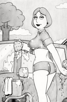 Lois Griffin by rplatt