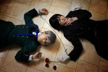 Black Butler- F09 by ImMuze