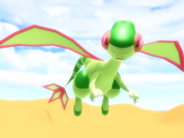 Flygon .:Download:. by SureinDragon