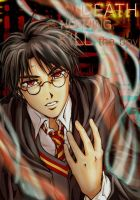 Evil-looking Harry by cat-cat