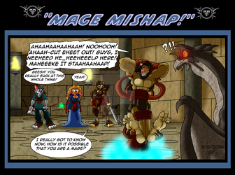 30Mage Mishap by GearGades