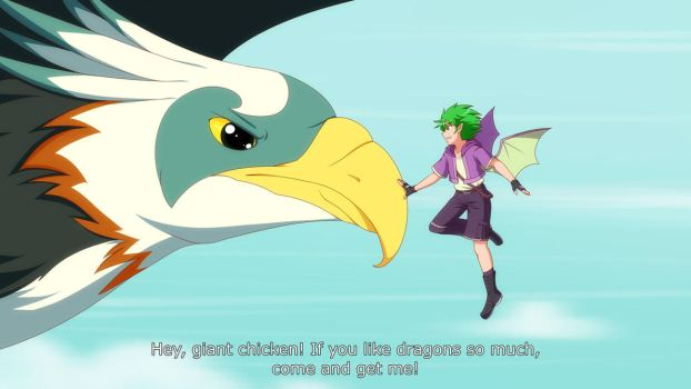 Chicken (MLPS8E11) by JonFawkes