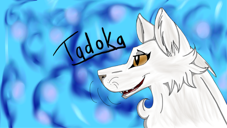 Tadoka (gift) by ADragonsSong