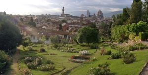 florence, rose garden by DOLL00132