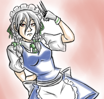 [Practice] Sakuya by CountAile