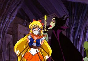Sailor venus kidnapped 2 by Jokerht