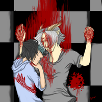 I want to die with you.... by ochiba1110