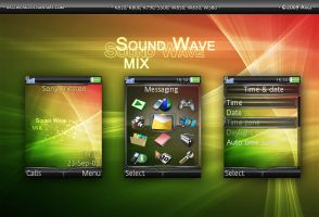Sound Wave MIX by ArgeWorks