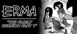 Erma Update- The Family Reunion Part 7 by OUTCASTComix