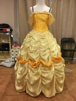 Belle's Ballgown by BlissfulElley