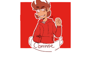 Tord The Commie by Sushi-Joji