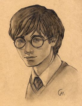 Harry Potter by CAMartin