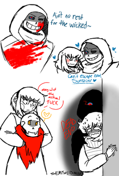 hoods are fun to draw by GearS1391
