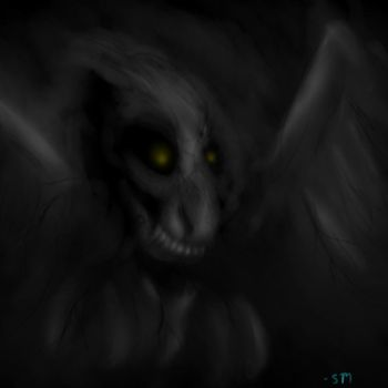 Shadow Creature by RevenantsWrath