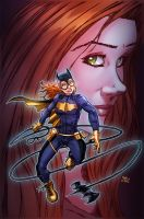 Batgirl - Colors by tannerwiley