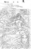 Fathom: Kiani vol 3 #3 pg13 - Pencil by Giuseppe-Cafaro