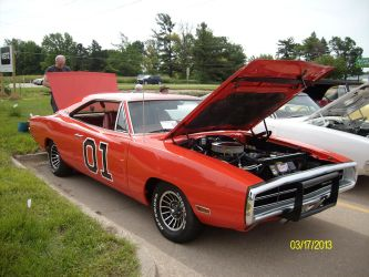 The General Lee by Carsiano
