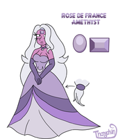SU Fusion Rose De France by Thongchan
