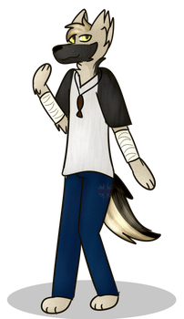 Just Look At Me Commission by Britisz-Fox