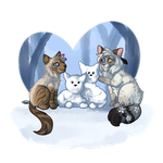 Timber | Making snow cats by Daisynner