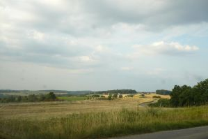 sweet country landscape by nicolapin